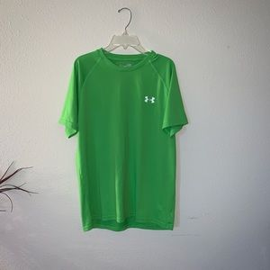 Men's Under Armour heat gear T-shirt size Small